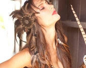Warrior Goddess Headdress