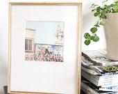 8x8 photo matting, matting fits 11x14 frame, fine art photography, K Robinson Photography prints
