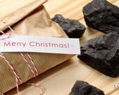 Christmas Soap Lump Of Coal