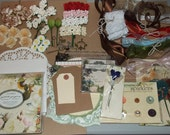 """Websters Pages 6"""" x 6"""" Mini Album Kit FREE SHIPPING"""