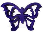 Handmade Butterfly Decor in reclaimed wood