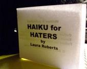 Haiku for Haters mini-book