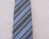Made In Italy Vintage Fratelli Moda Mens Silk Neck Tie Mint Condition