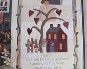 Love In Our Hearts Quilt Pattern