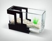 Mini-Aquarium for Office / Home