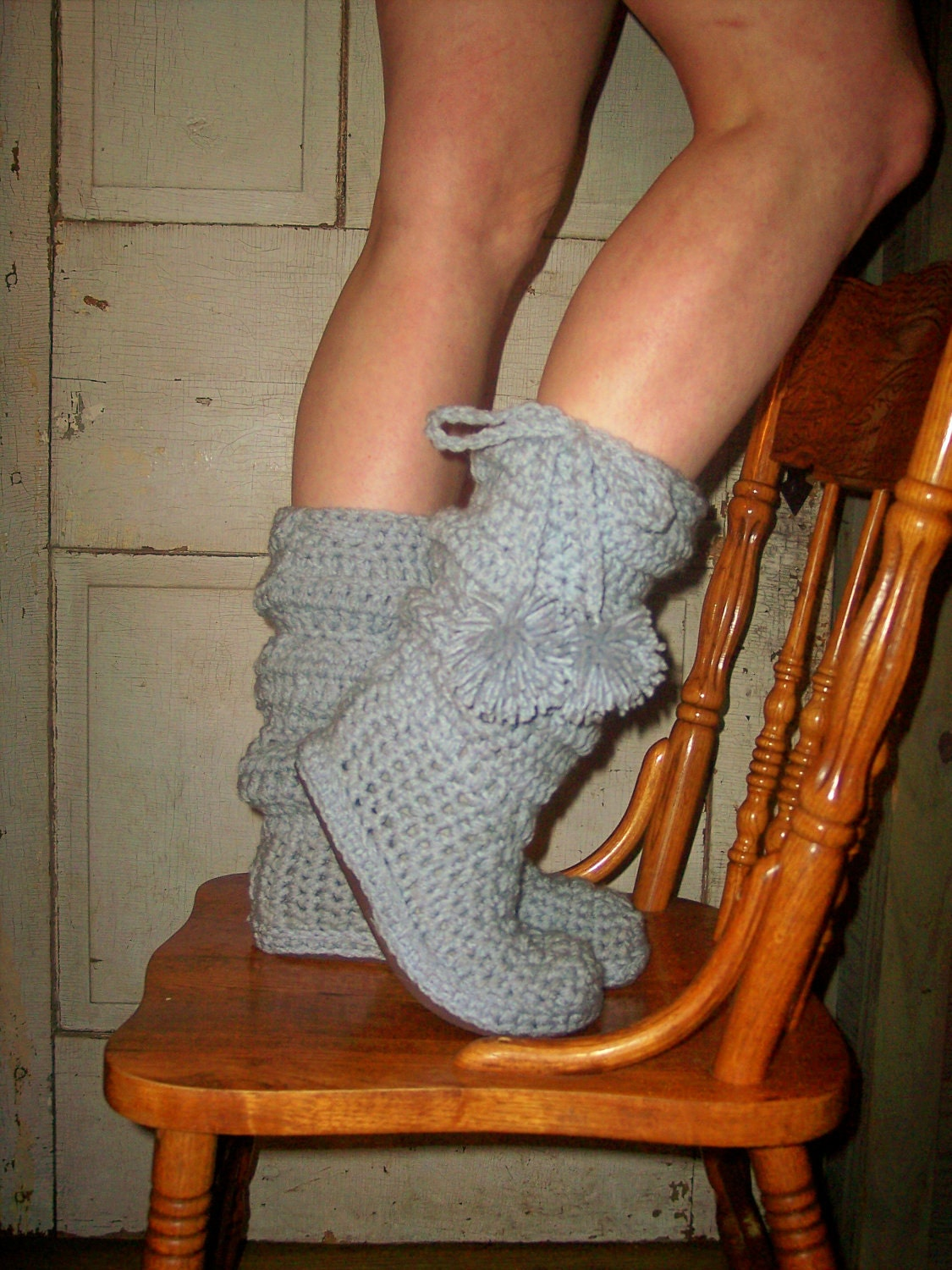 Crochet boots pattern slouch bootsstyle number zoom bankloansurffo Gallery