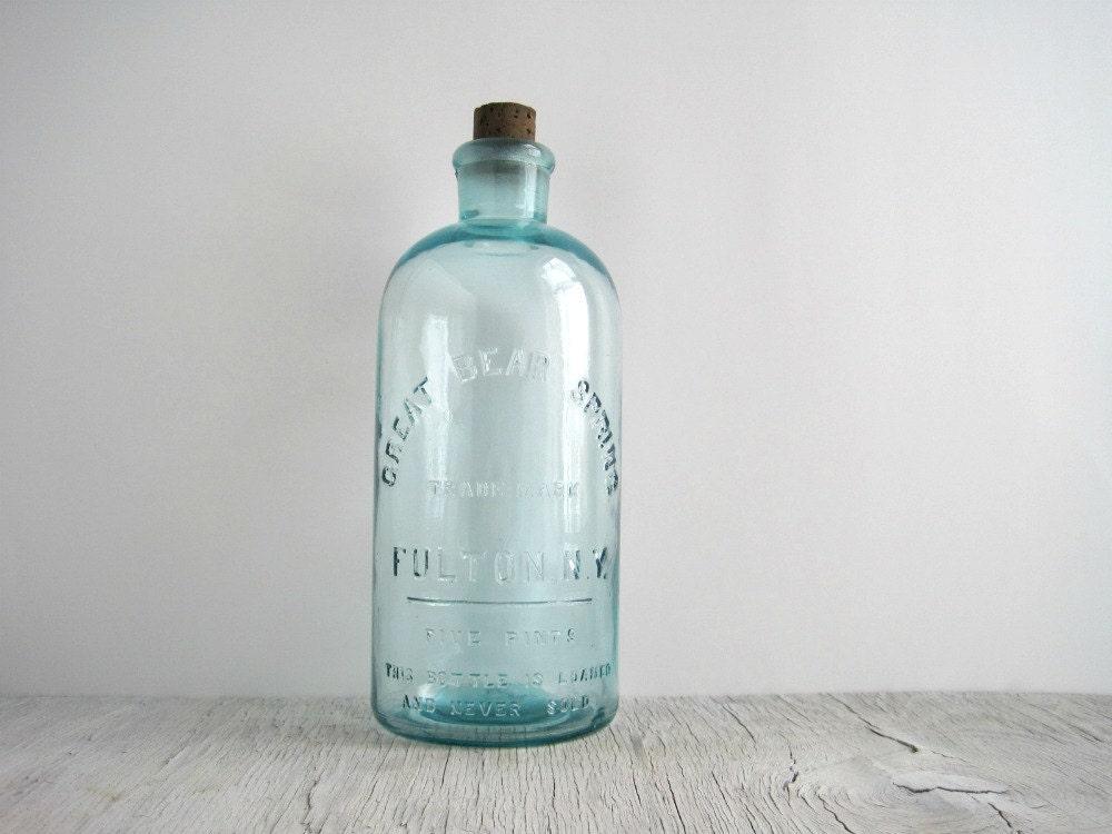 Vintage Water Bottle 6