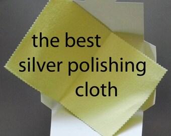 The Best Silver Polishing Cloth