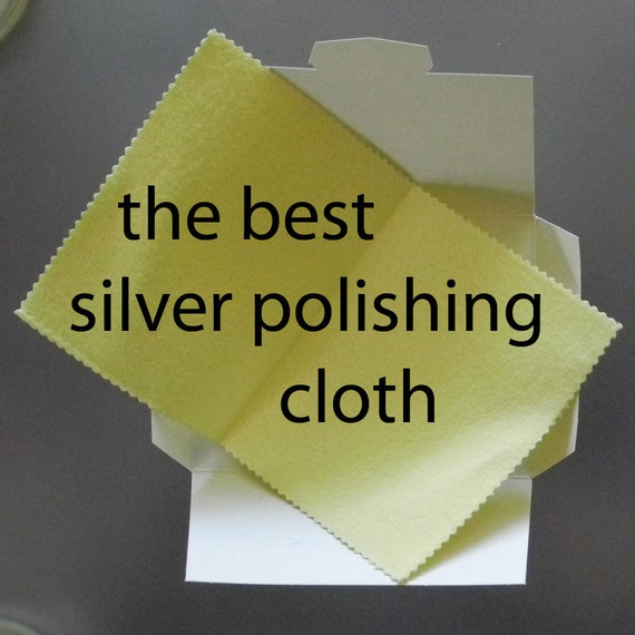 The Best Silver Polishing Cloth