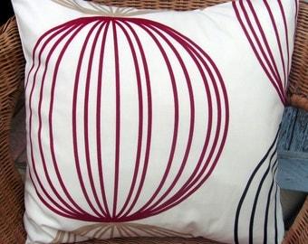 "Sale pillow cover, modern pillow, throw pillow, retro pillow, minimalist pillow, decorative pillow, ivory pillow, 18"" pillow cover"