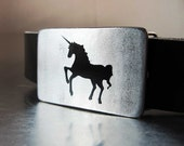 Unicorn Belt buckle
