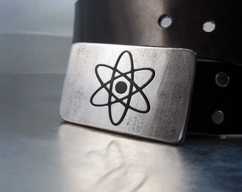 The Atomic Belt Buckle