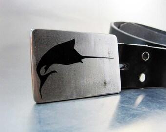 Marlin Belt Buckle