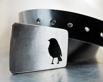 Little Bird Belt Buckle