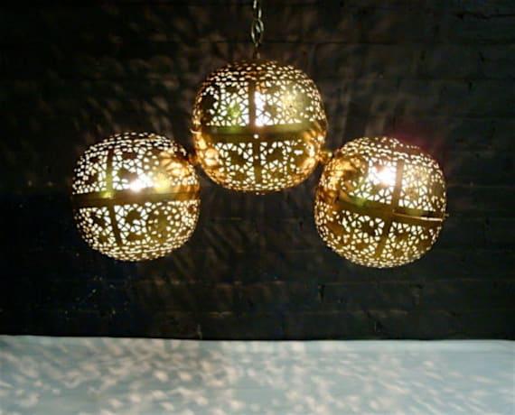 Oriental Lantern Lights Lantern Hanging Light
