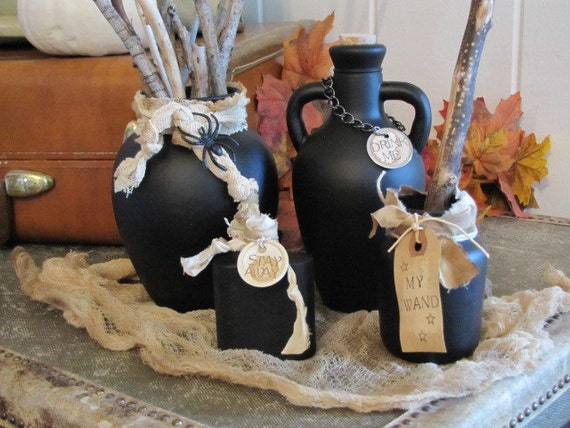 Harry Potter Magic Potion Bottle Set of 4