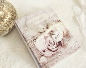 Romantic Shabby Chic Rose Cards - Personalized Stationery Set