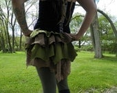 FoReSt Of The MyStIc StEaMpUnk PiXie Bustle