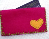 Heart Business Card or Gift Card Holder