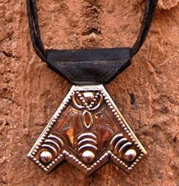 Tuareg Amulet 'Khomeissa'
