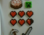 Ultimate Gaming Magnet Set- Minecraft Inspired