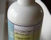 Organic Milk Cleanser