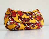 Autumn Butterflies Large Clutch / perfect for fall weddings / bridesmaid gift