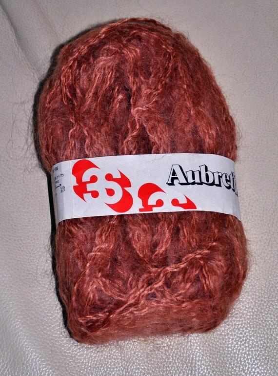 Wool Blend Yarn 3 Skeins  - Dusty Pink