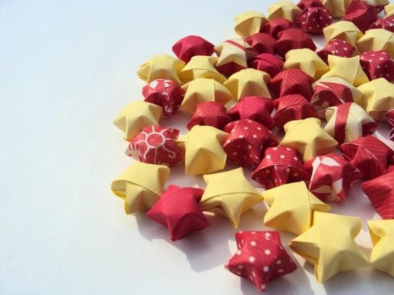 100 Dance Inside the Sun Origami Stars