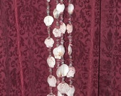 Sea Shell Wind Chime 6 Baby Scallops & Tiger Nauticas