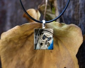 I Have My Eyes On You...Scrabble Tile Pendant
