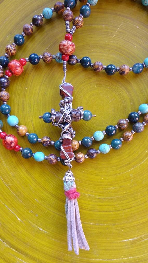 100 Bead Chotki, Prayer Rope, Komboskini, St. Pachomius, Jesus Prayer