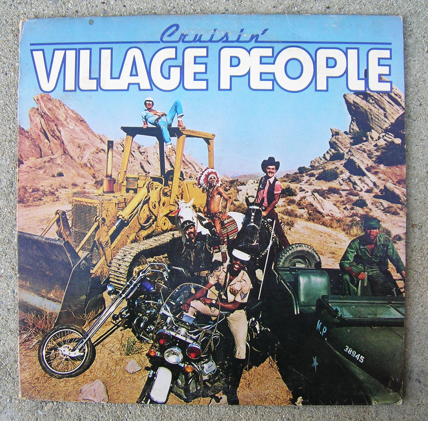 Cruisin The Village People Y M C A And Other Hits