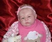 "Reborn Life-Like: Baby Girl - ""Beth"" by DoubleTakeDollNursery.Weebly.Com"