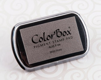 Colorbox Acid Free Pigment Ink Pad (Full Size) - Wild Hare