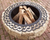 Fire Pit / Rope Fire Ring