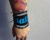 BALLS - Wrist Cuff
