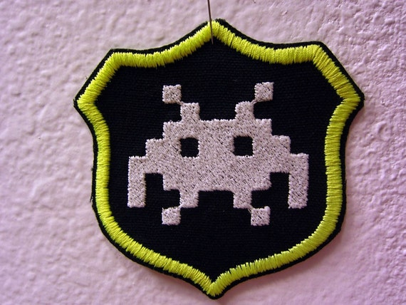 Space Invader - Patch ON SALE