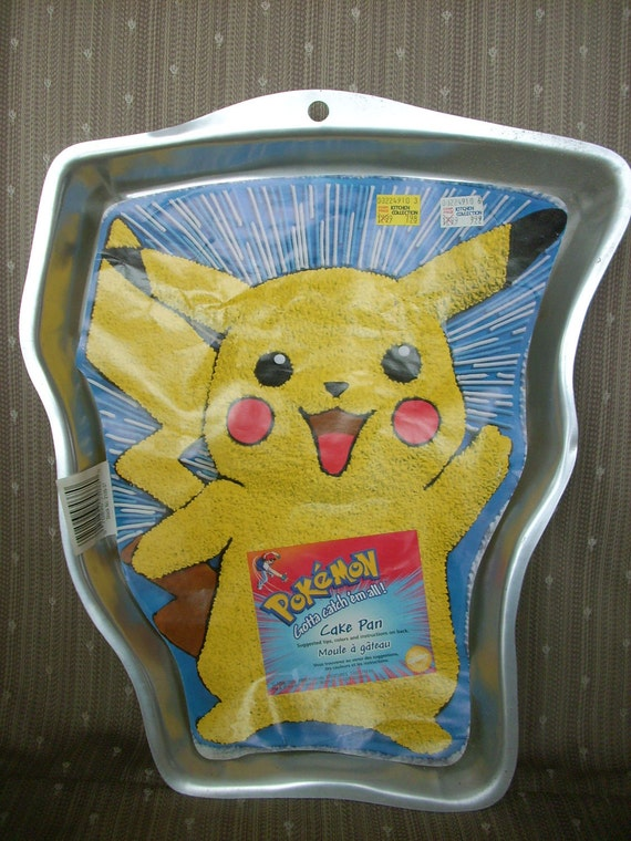 Wilton Cake Pan Pokemon