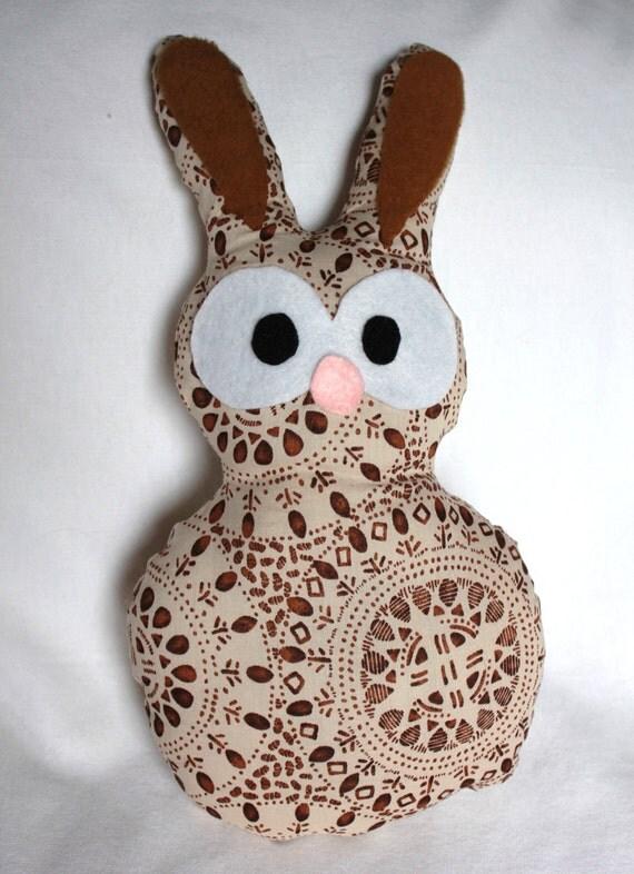 Bunny Pillow - Baby Plush Toy