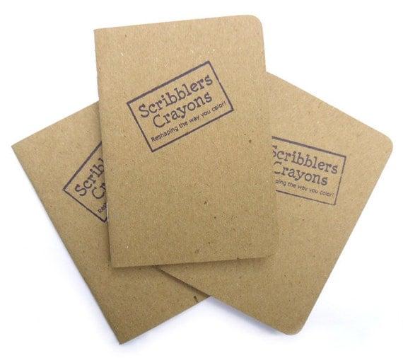 Little Scribblers Booklet by Scribblers Crayons