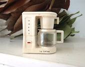 Magnet Miniature Coffee Maker Refrigerator Magnet