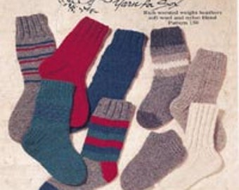 Pattern,Sock Pattern,Country Classics Pattern for Sox