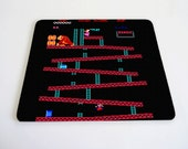 Free Shipping to North America Donkey kong mousepad
