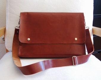 MacBook Bag 13 Leather Retina