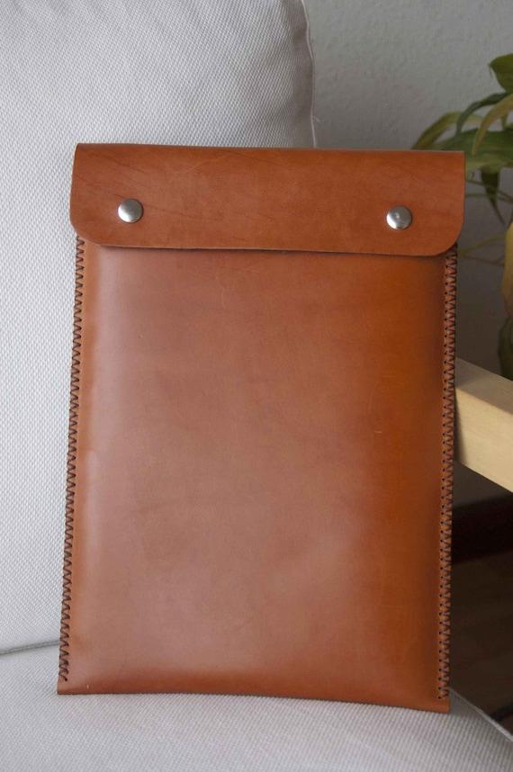 MacBook Air 13 sleeve macbook Air 13 case 13 inches macbook Air case 13 inches Macbook Air sleeve - brown leather