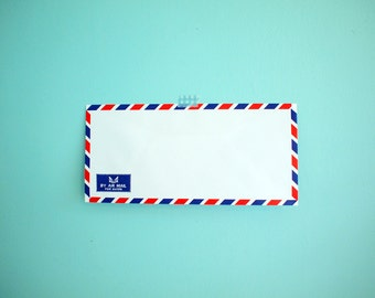 Airmail Envelope, set of 20, PAR AVION