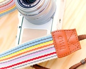 Water Color Camera Strap [reserved for Melanie]