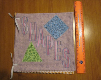 Shapes Soft Book