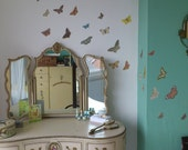 Paper Butterfly Wall Decoration